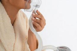 Inhalace naprůdušky