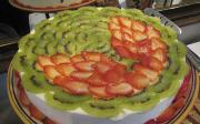 Ovocný dort