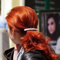 Domácí zábaly napoškozené vlasy