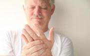 Brnění levé ruky